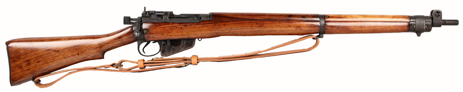 Enfield No. 4 MK 1 Long Branch - .303 - USED