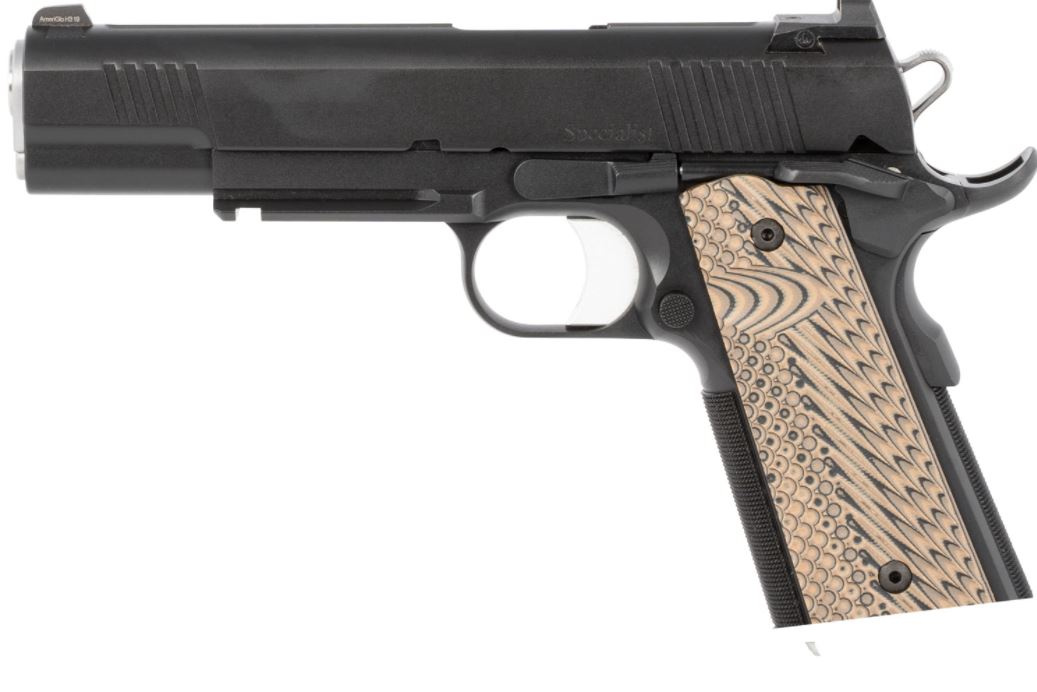 Dan Wesson 01806 Specialist 9mm Luger 5