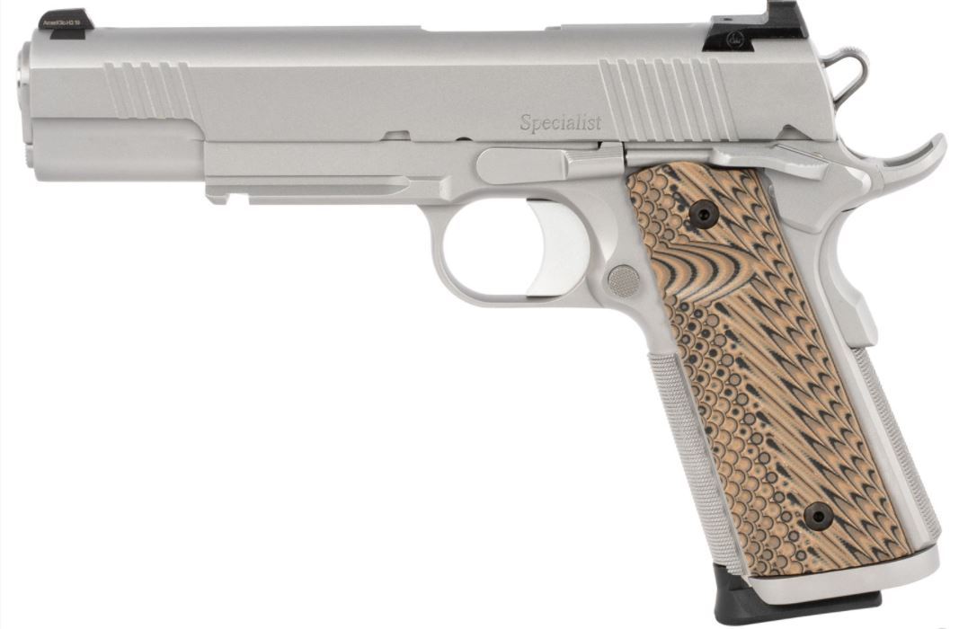 Dan Wesson 01807 Specialist 9mm Luger 5