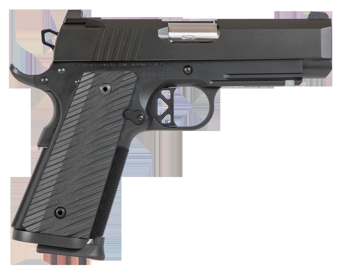 Dan Wesson 01845 TCP 9mm Luger 4