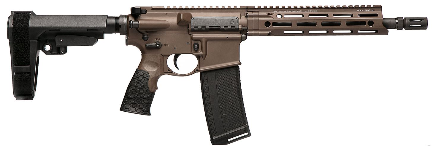 Daniel Defense 0212818052 DDM4 V7 5.56x45mm NATO 10.30