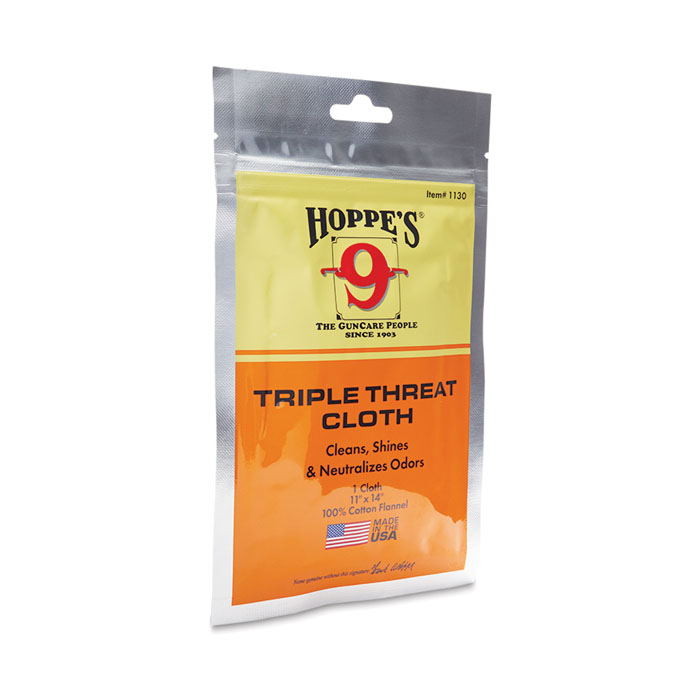 Hoppe's - Triple Threat Cloth