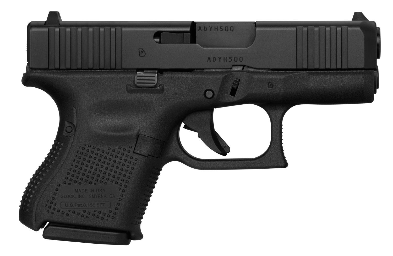 Glock 26 GEN 5 9mm - Front Serrations