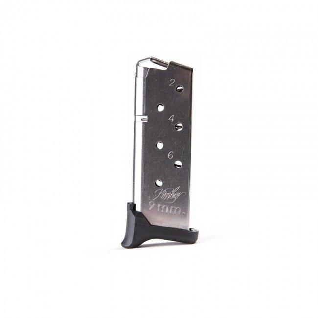 Micro 9, 7 Round Extended Magwell Magazine, 9MM