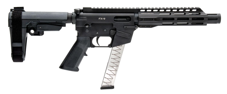 Freedom Ordnance FX-9P8S 9mm 8