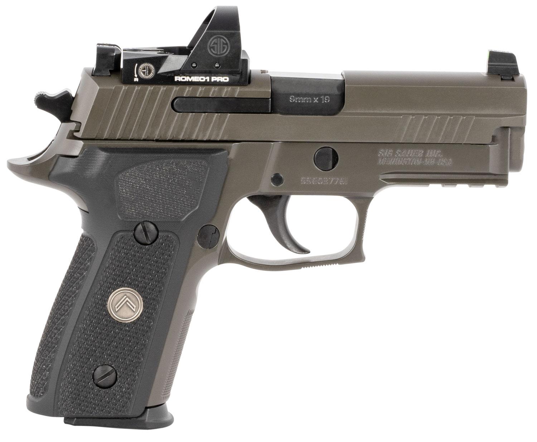 Sig Sauer E29R9LEGIONRXP P229 Compact Legion RXP 9mm Luger 3.90