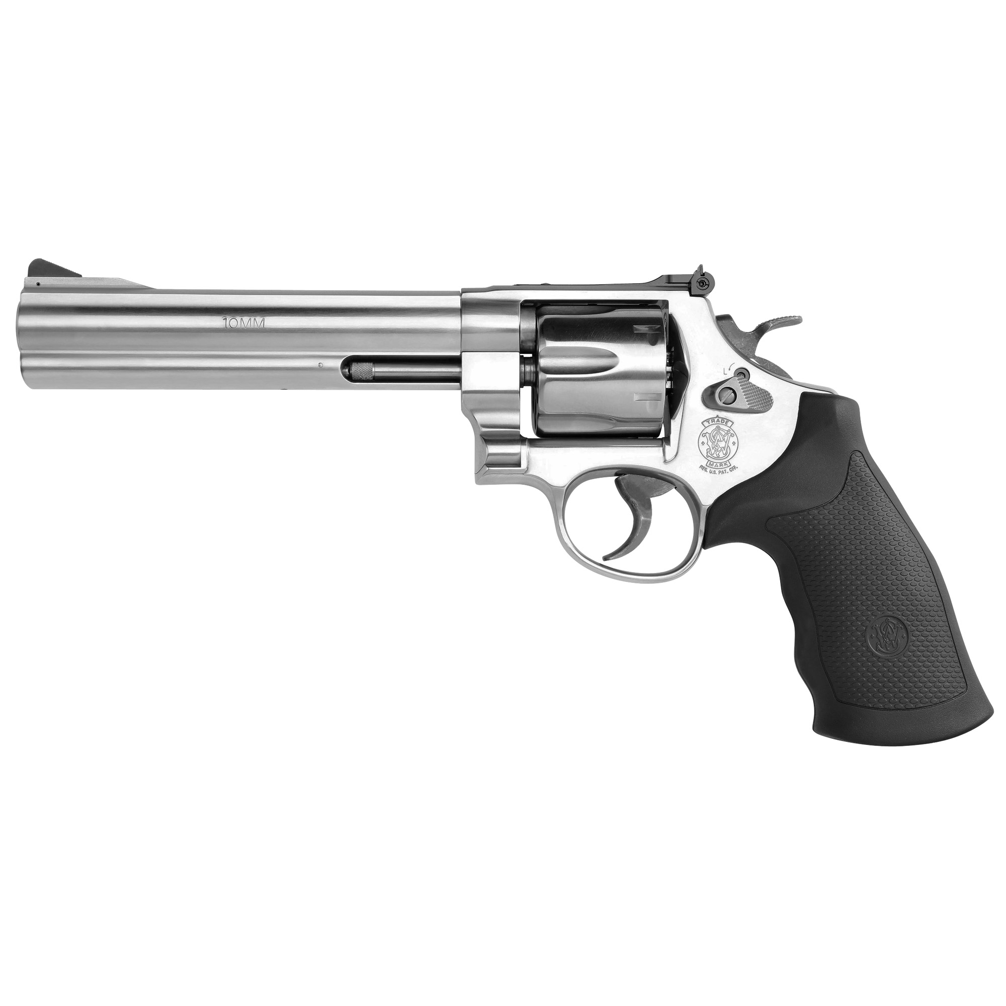 Smith & Wesson Model 610 Six Shot, 6-1/2 inch, 10mm