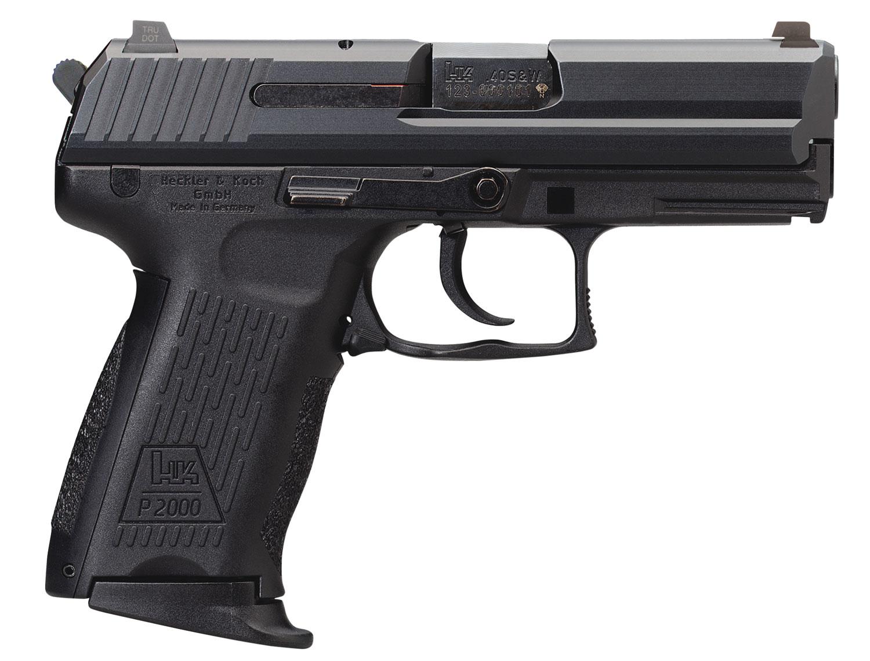 HK 81000051 P2000 V3 SA/DA 40 S&W 3.66