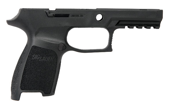 Sig Sauer P250/320 Grip Module Assembly, 9/40/357 Compact Small - Small Grip - New Style