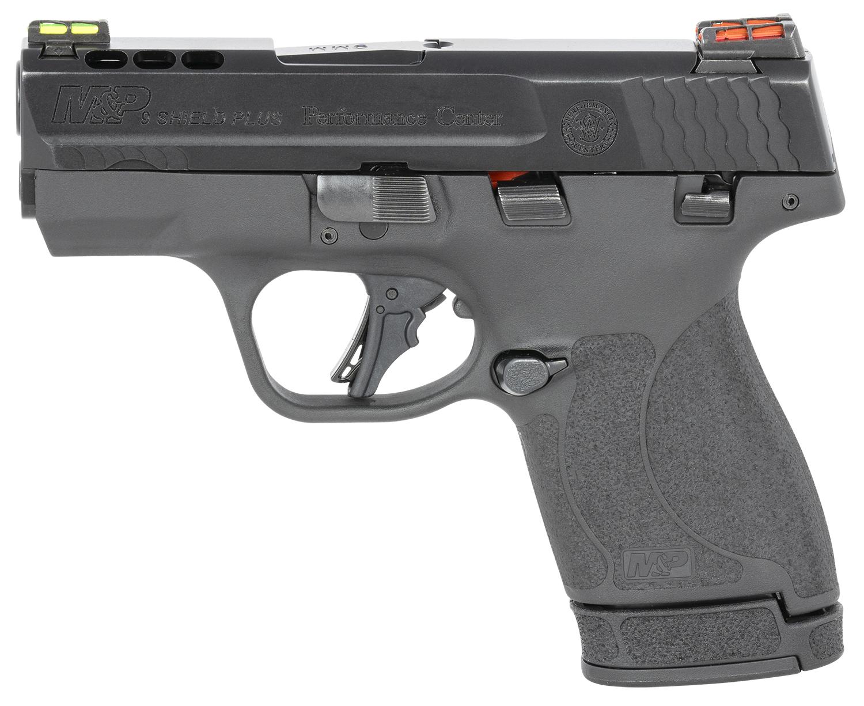Smith & Wesson 13255 Performance Center M&P Shield Plus EDC 9mm Luger 3.10