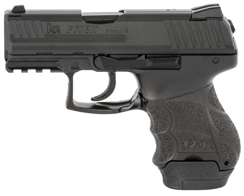 HK 81000297 P30SK Subcompact V1 Light LEM 9mm Luger 3.27