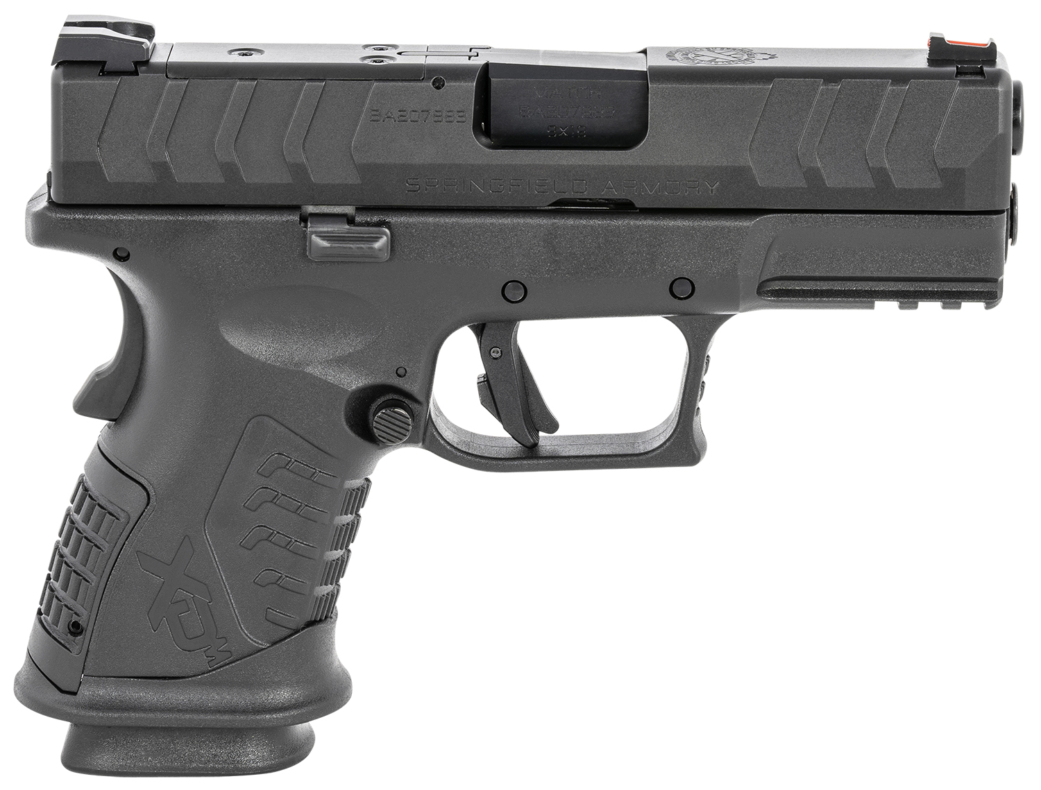 Springfield Armory XDME9389CBHCOSP XD-M Elite Compact OSP 9mm Luger 3.80