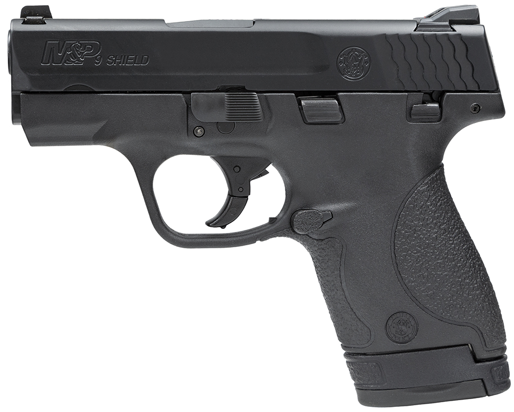 Smith & Wesson 180021 M&P 9 Shield 9mm Luger 3.10