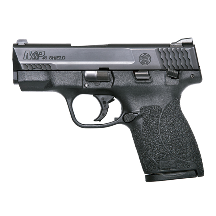 Smith & Wesoon M&P45 SHIELD, Thumb Safety