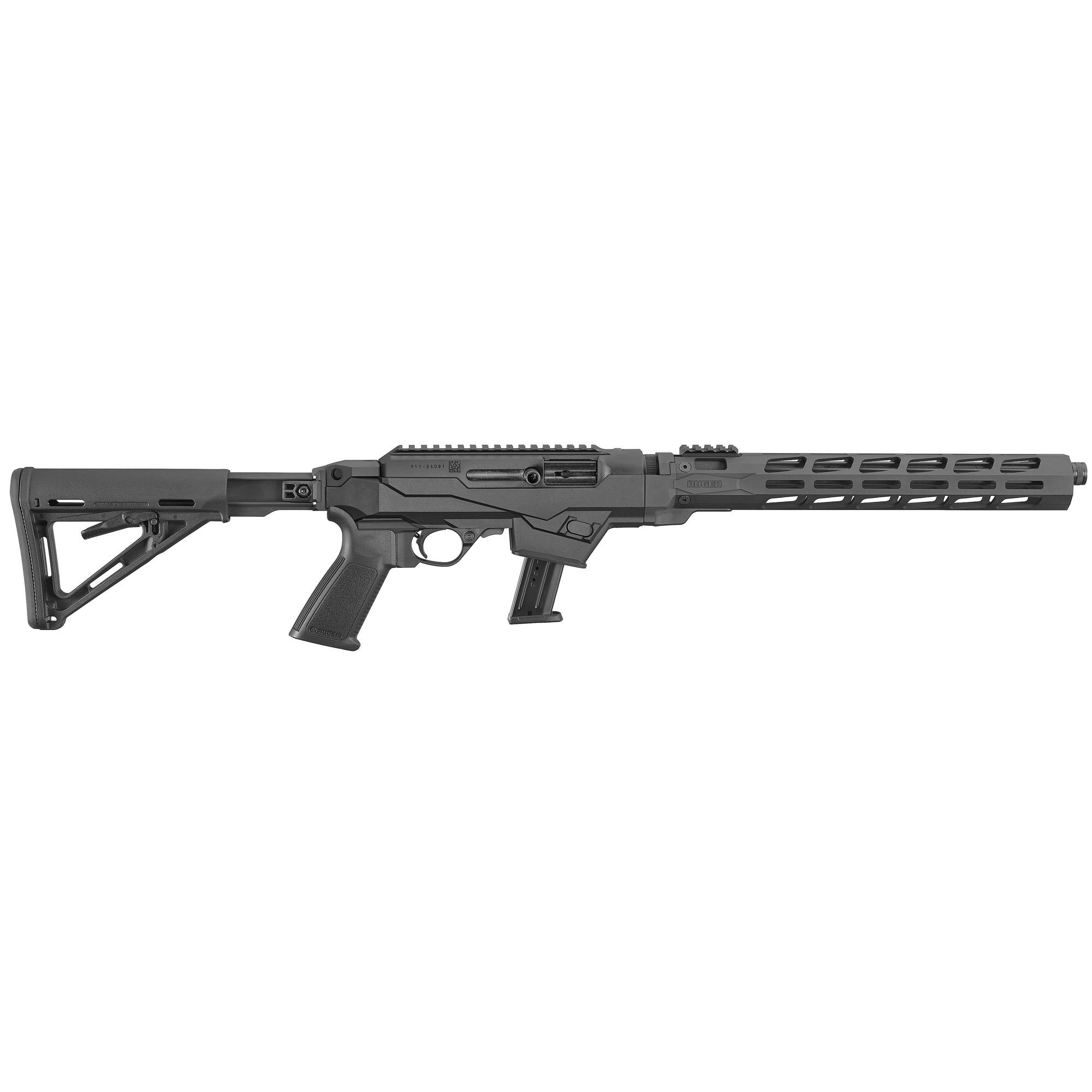 Ruger 19122 PC Carbine 9mm Luger 16.12