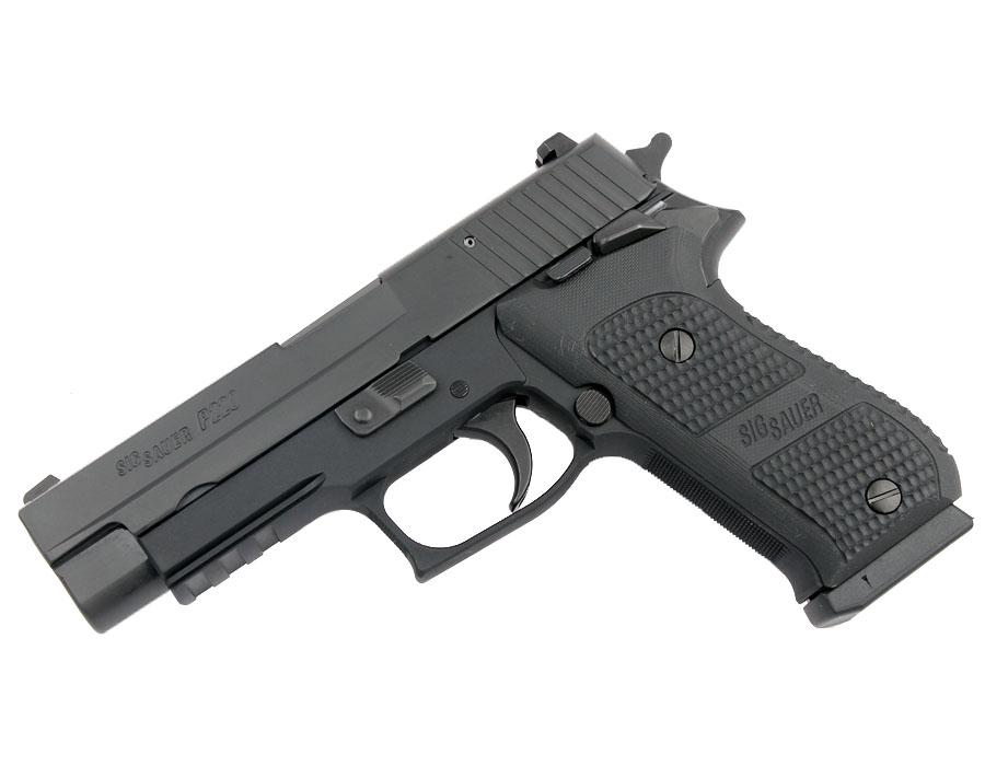 Sig Sauer P220R .45ACP, Nitron, SigLite Night Sights, SAO
