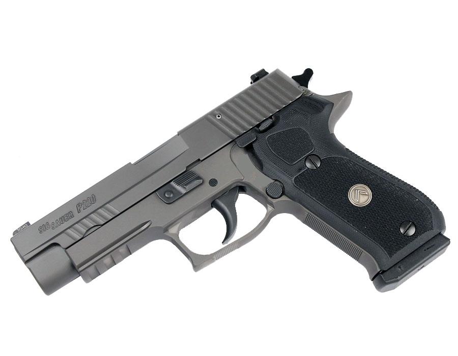 ig Sauer P220R Legion, .45ACP, Night Sights, DA/SA