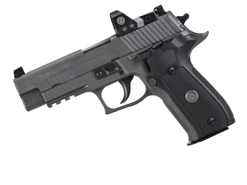 Sig Sauer P226 Legion RX, 9mm, Night Sights, DA/SA