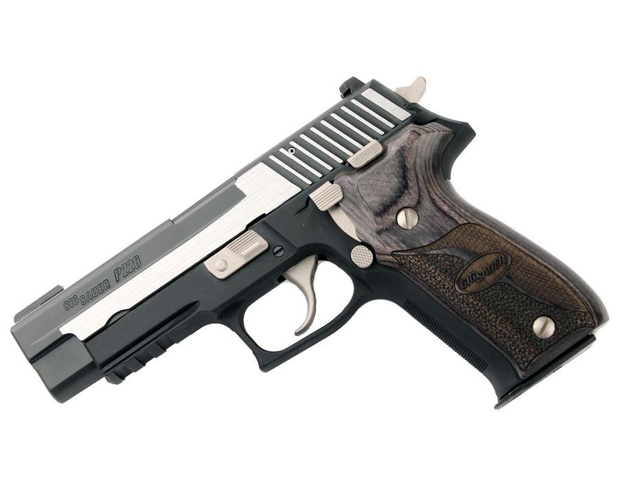 Sig Sauer P226R EQUINOX 9mm, Night Sights, DA/SA