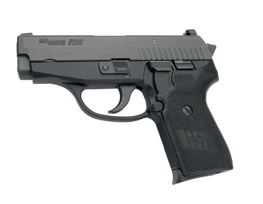 Sig Sauer P239 9mm DA/SA - IOP