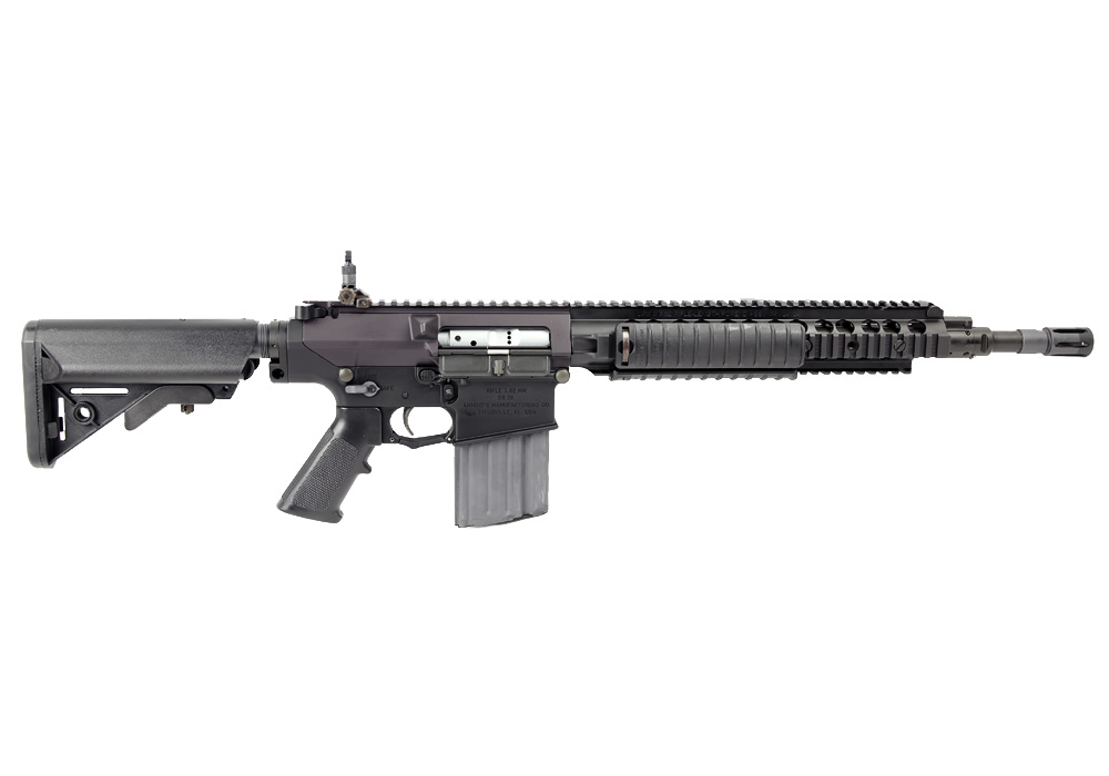 Knights Armament SR-25 E2 EC, 16