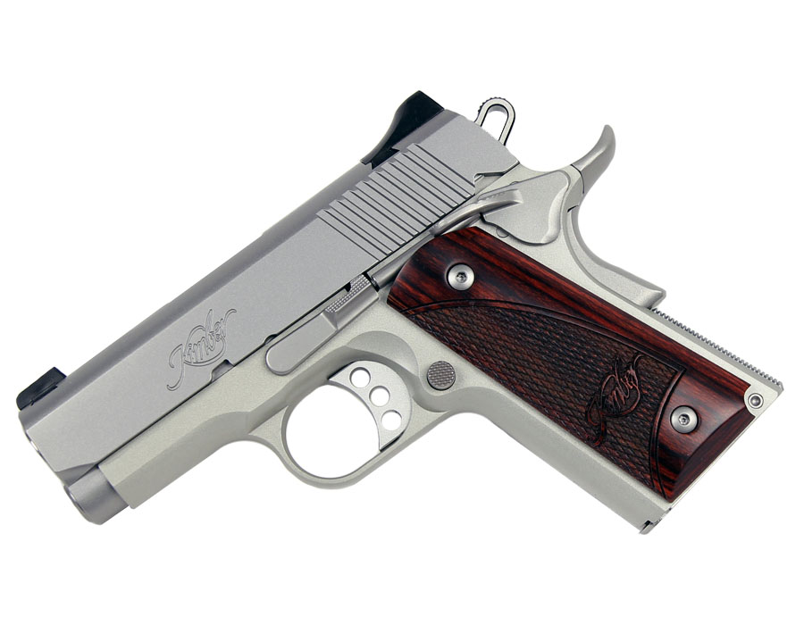 Kimber Stainless Ultra Carry II .45ACP
