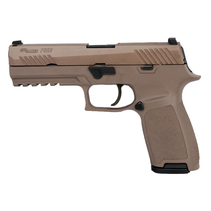 Sig Sauer P320 Full Size 9mm - FDE - IOP