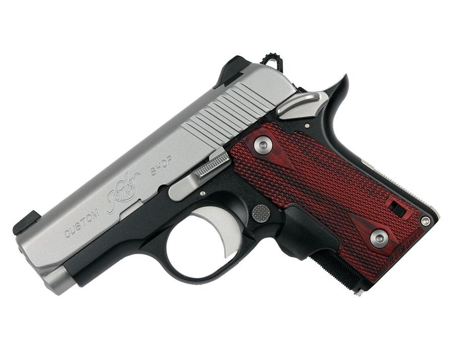 Kimber Micro CDP (LG) .380ACP Crimson Trace Grips