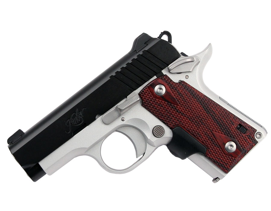 Kimber Micro Crimson Carry .380ACP