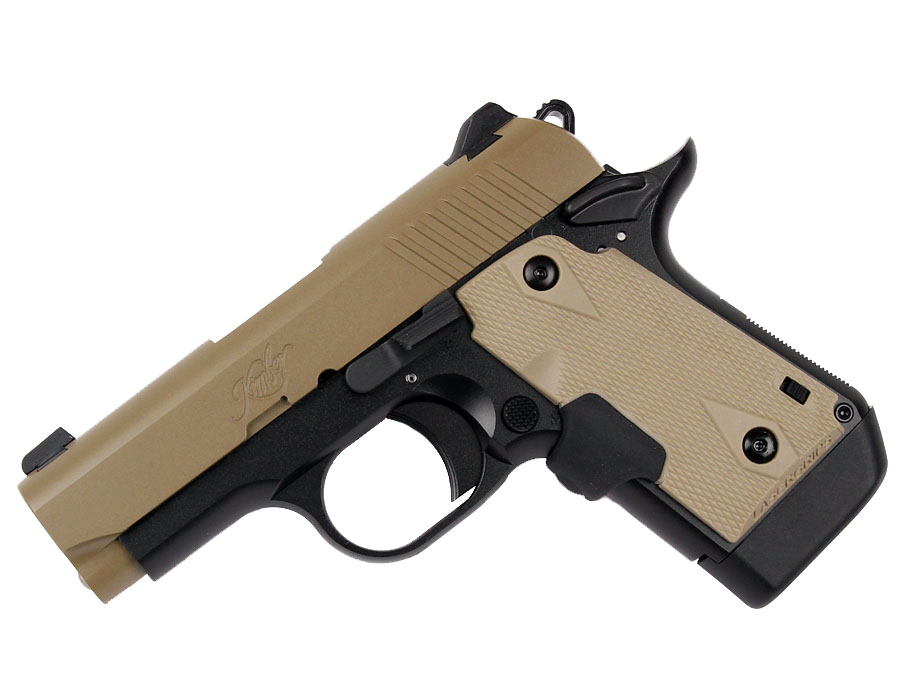 Kimber Micro 9 Desert Tan - 9mm