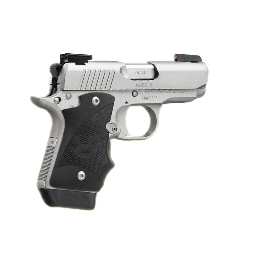 Kimber 3300193 Micro 9 Stainless Dn Pistol: Kimber Micro 9 Stainless