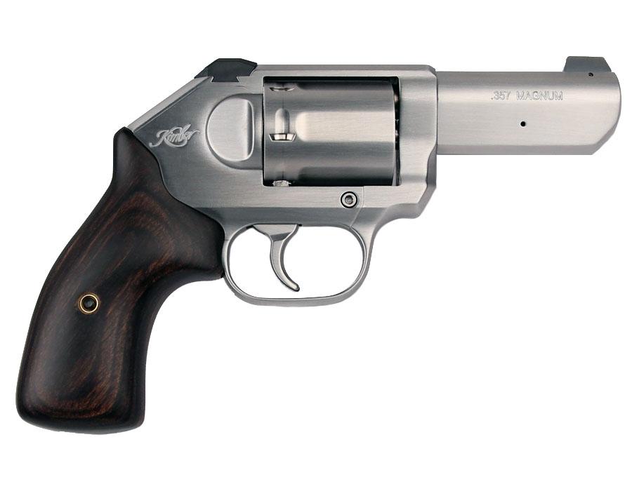 Kimber K6S Stainless Revolver .357 Magnum - 3