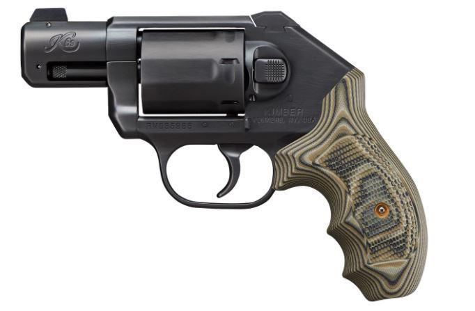 Kimber K6S TLE, .357MAG