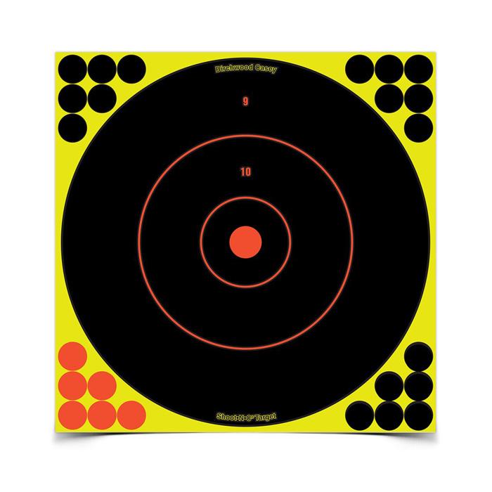 SHOOT-N-C Bull's Eye Targets - 12