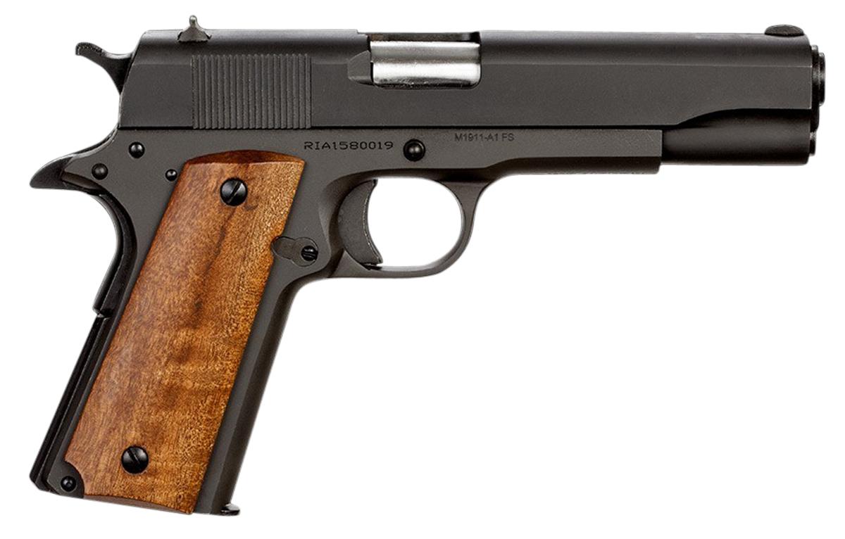 Rock Island Armory M1911-A1 GI Standard - 9mm