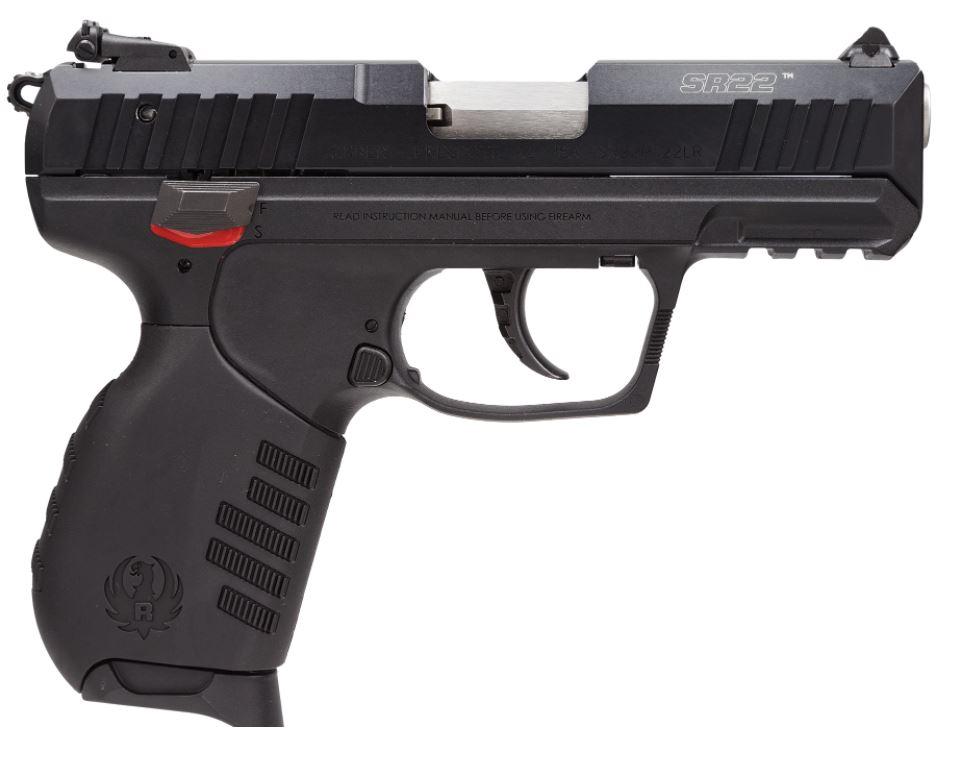 Ruger 3600 SR22 22 LR 3.50