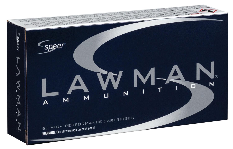 Speer Lawman 9mm Luger 147 GR. TMJ - 50RD