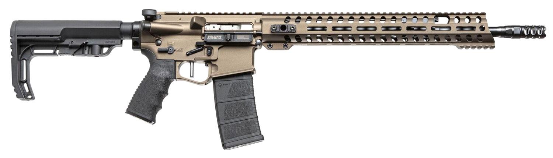 Patriot Ordnance Factory Renegade AR-15 5.56mm Rifle - Burnt Bronze