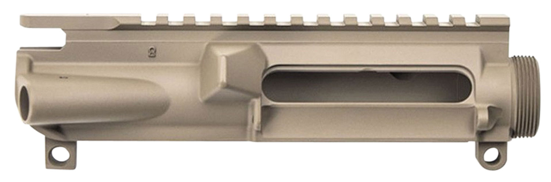 Aero Precision APAR501801C Stripped Upper Receiver Multi-Caliber 7075-T6 Aluminum Flat Dark Earth Cerakote Receiver for AR-15
