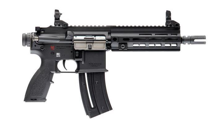 Heckler & Koch 416 .22 LR Pistol