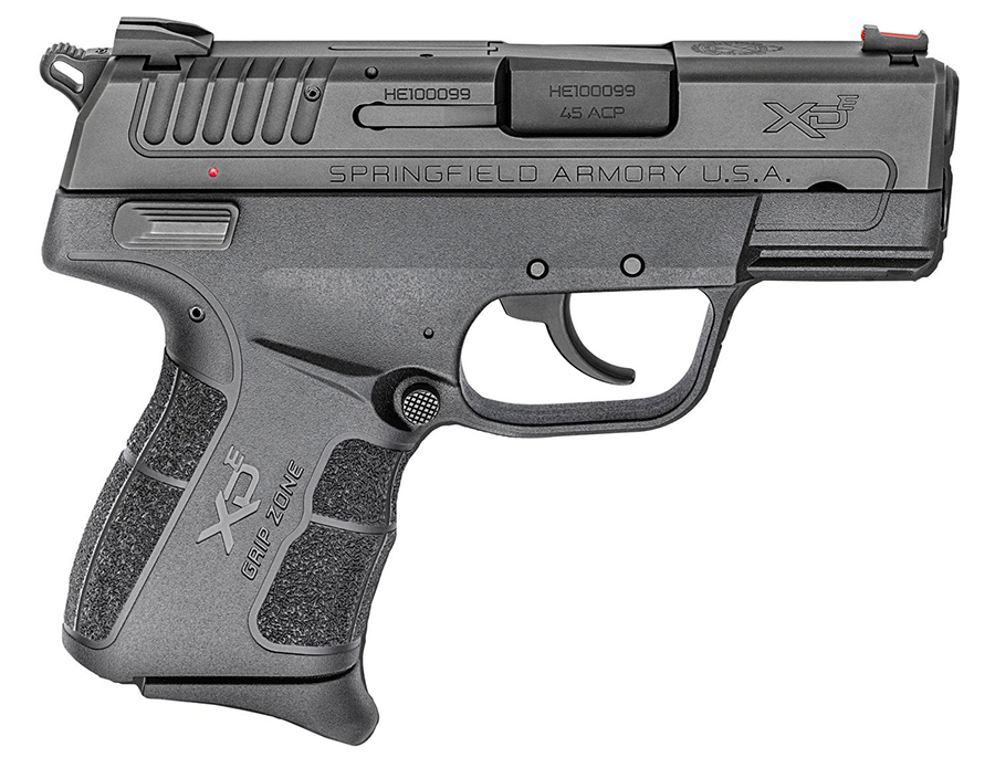 Springfield Armory XDE DA/SA 45ACP 3.3