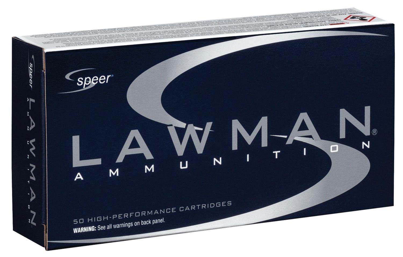 Speer Lawman .40S&W 165 GR. FMJ - 50RD