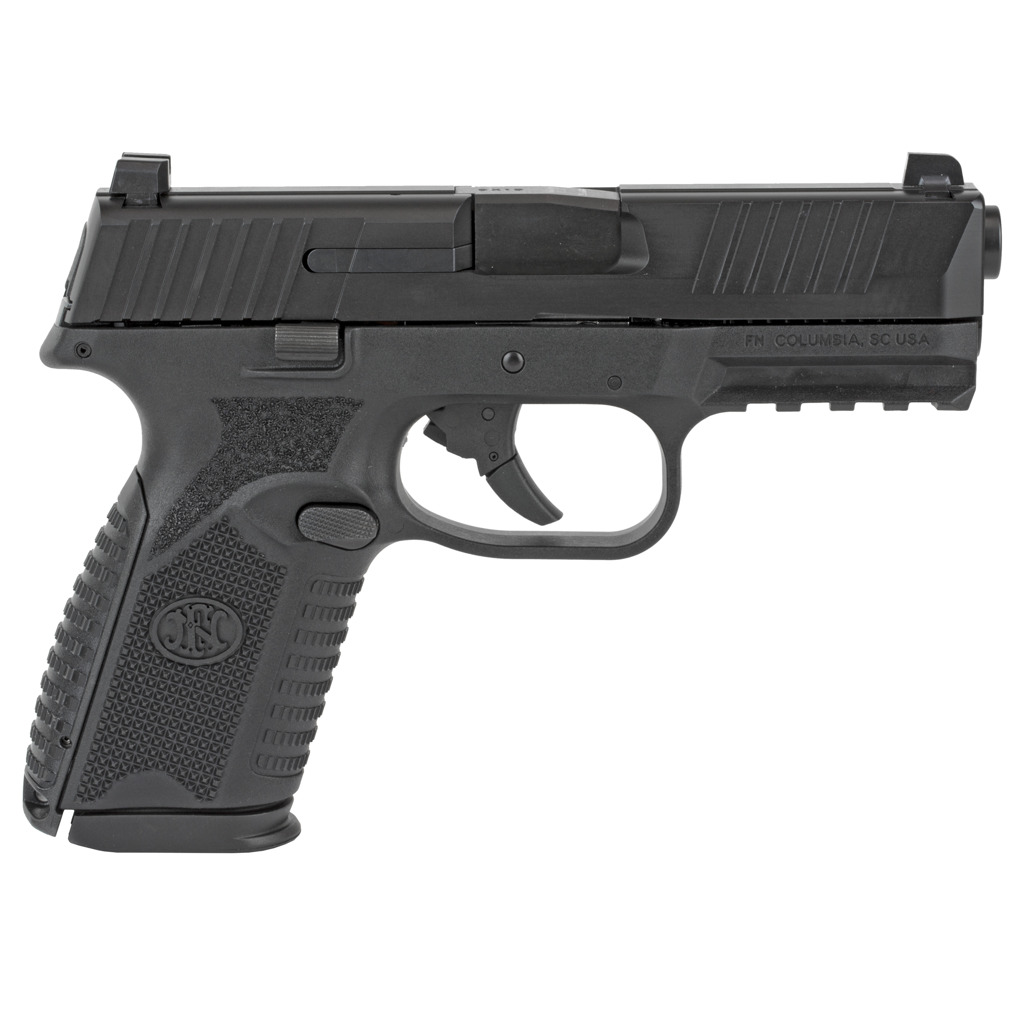 FN 509 Midsize, 9mm - Black