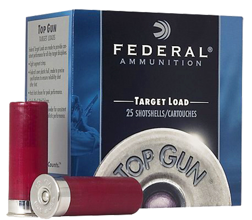 Federal TG128 Top Gun 12 Gauge 2.75