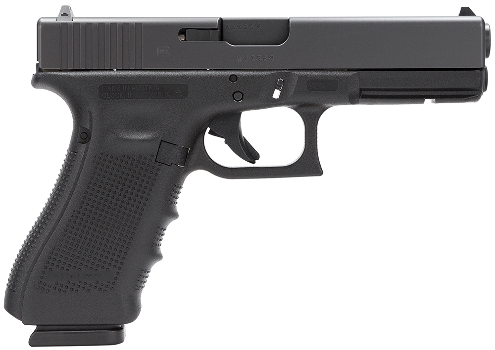 Glock PG3150203 G31 Gen4 357 Sig 4.48