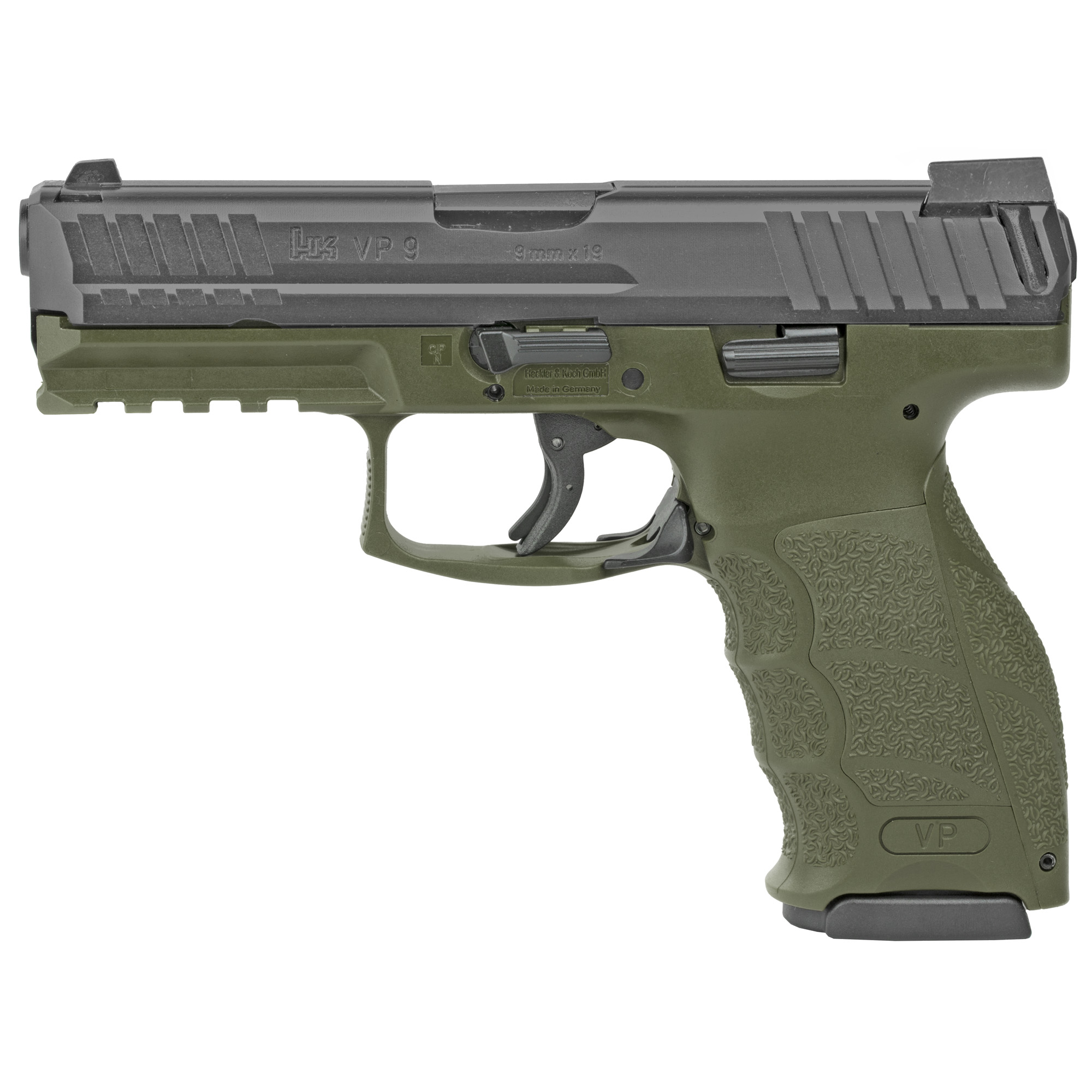HK 81000234 VP9 9mm Luger 4.09