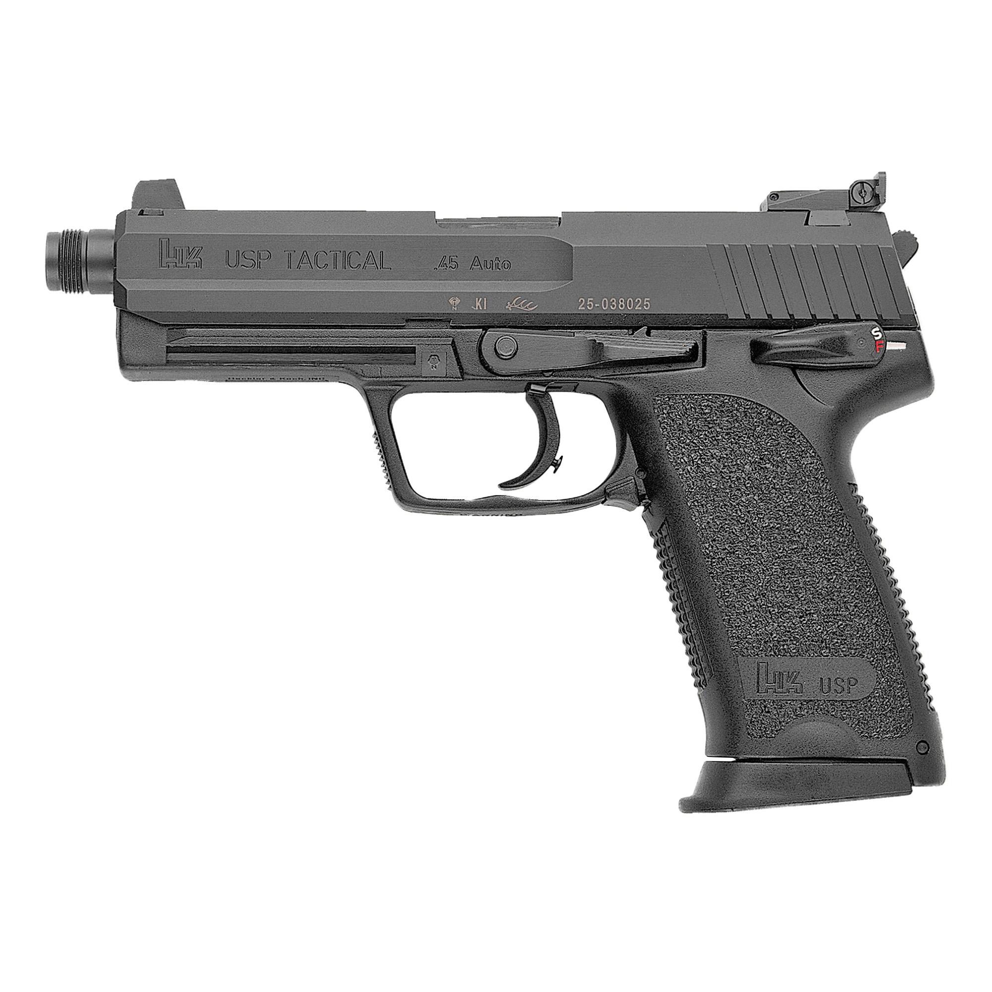 Heckler & Koch USP Tactical, 45ACP