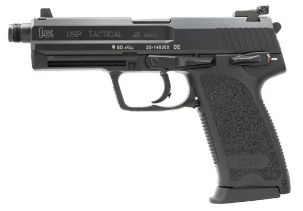 Heckler & Koch USP 45 Tactical, 81000351