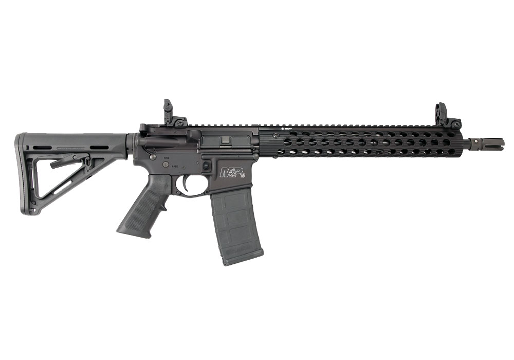 Smith & Wesson M&P15 TS 556NATO Rifle 16