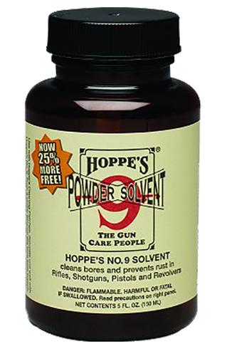 Hoppes 904 #9 Gun Bore Cleaner 5 oz Bottle